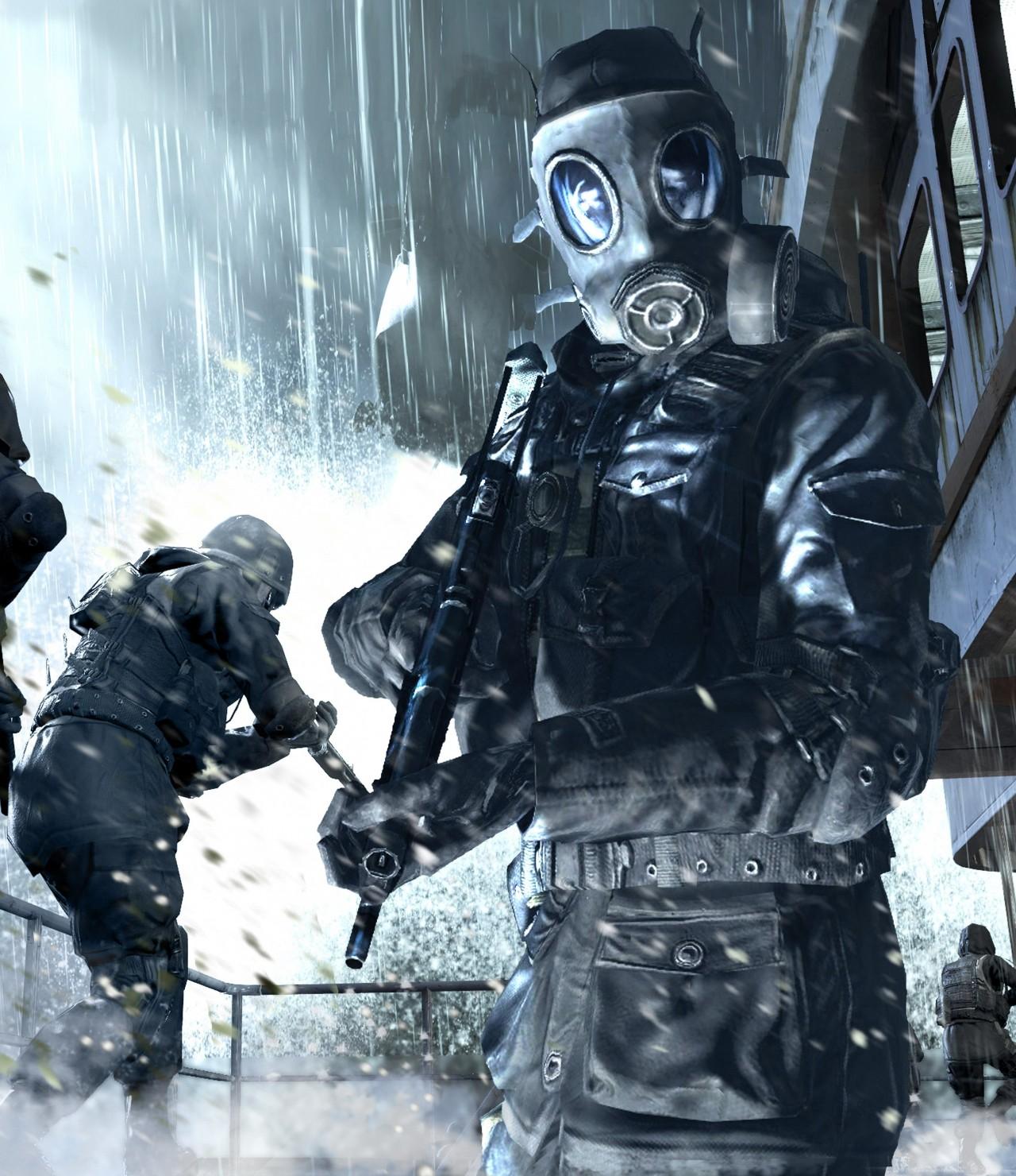 NODVD для игры Call of Duty 4 Modern Warfare 2 Продолжение.
